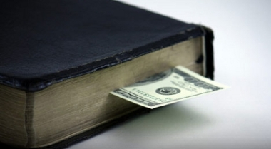 BGEA-bible-money-cash
